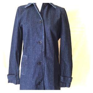 Ralph Lauren Jeans Co. Premium Denim Trench Coat
